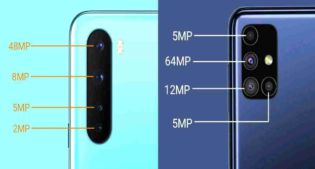 OnePlus Nord Vs Samsung Galaxy M51