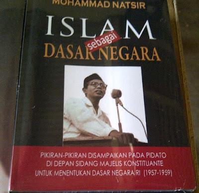 BENARKAH Dasar Negara Indonesia Bukan Pancasila Tapi ISLAM