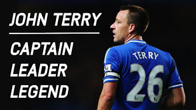 Profil John Terry Sang Mantan Kapten Chelsea FC