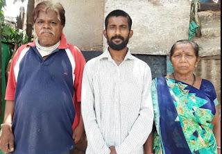 Arman Rathod Family
