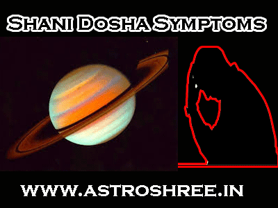 shani dosha symptoms by best astrologer in india