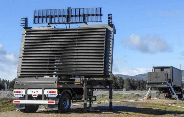 Resultado de imagen para INVAP devela su nuevo radar primario RPA-170M