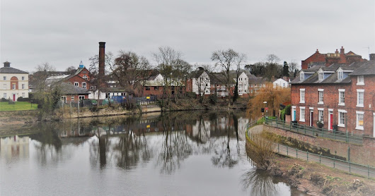 Days Away - A Visit To Shrewsbury, Shropshire