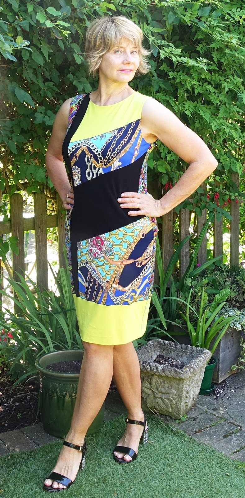 What can be more flattering for the over-40s woman than a Joseph Ribkoff dress?