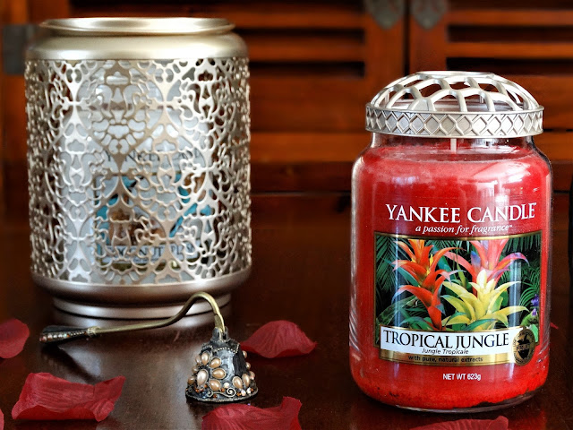 avis Tropical Jungle de Yankee Candle, nouveauté yankee candle, blog bougie, avis yankee candle, just go collection, candle blog, candlereview, bougie yankee candle
