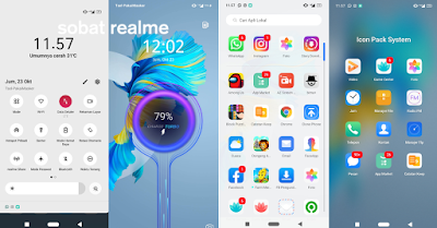 Huawei P40 EMUI 10.1 Theme for OPPO & Realme