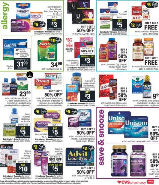 CVS Weekly Ad Preview 3/1-3/7 page-8