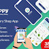 Flippy - figma grocery mobile application