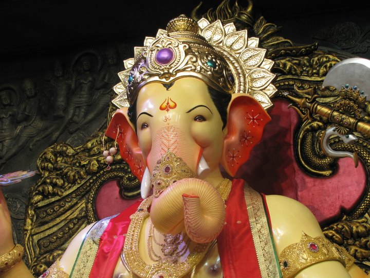 Lalbaugcha Raja Hd Wallpaper First Look Of Lalbaugcha Raja 2013 Mumbai S Lalbaugcha