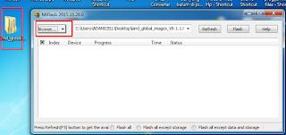 arahkan ke Firmware Xioami Redmi 3S Indo