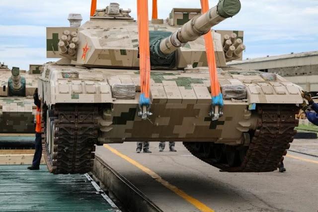 tank trung Quốc