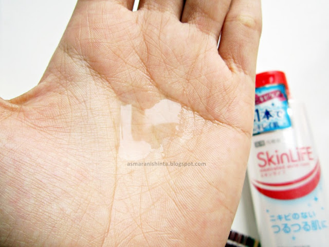 review skinlife acne face lotion