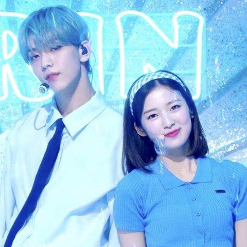[PANN] Birlikte sunuculuk yapan Soobin ve Arin'in fotoğrafları