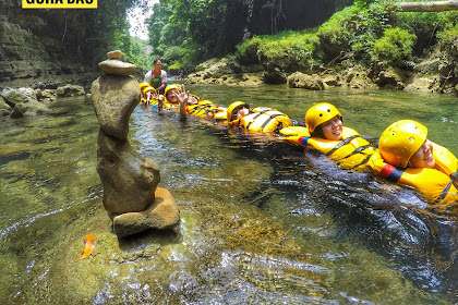 Tips Berlibur ke Body Rafting Green Canyon