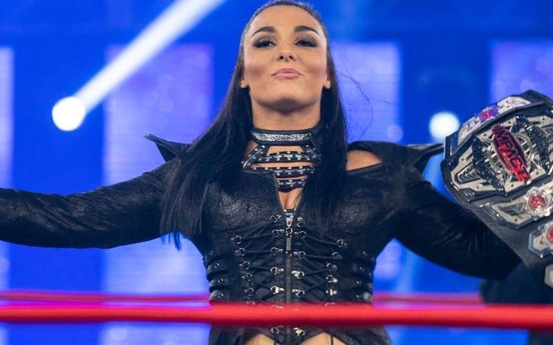 Deonna Purazzo pode defender o IMPACT Knockouts Championship contra estrela de topo da AEW