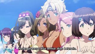Kandagawa Jet Girls Episode 10 Subtitle Indonesia