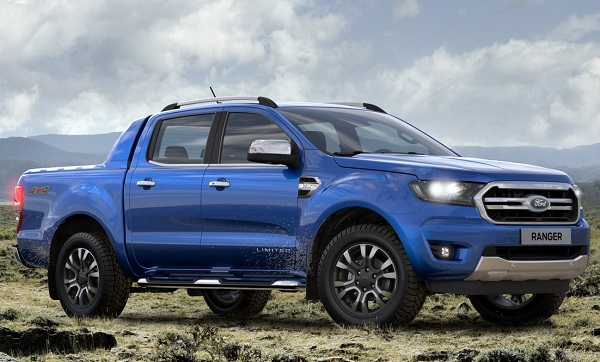Ficha Técnica Ford Ranger 4x4 Limited AT (2020)