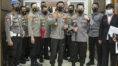 Ini Delapan Komitmen Komjen Pol Listyo saat Memimpin Polri