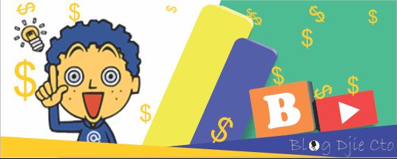 Dapat uang dari Blogger Youtube Adsense