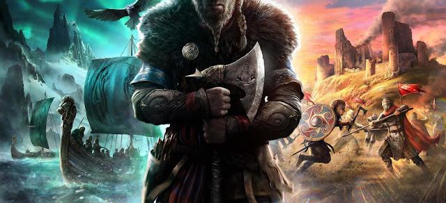 Assassin's Creed Valhalla: primer trailer, detalles e imágenes