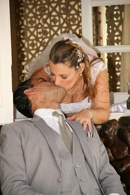 fotografias romanticas de casamento