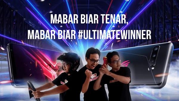 Mabar Biar Tenar, Mabar Biar Jadi #UltimateWinner