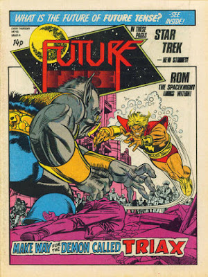 Future Tense #18, Adam Warlock