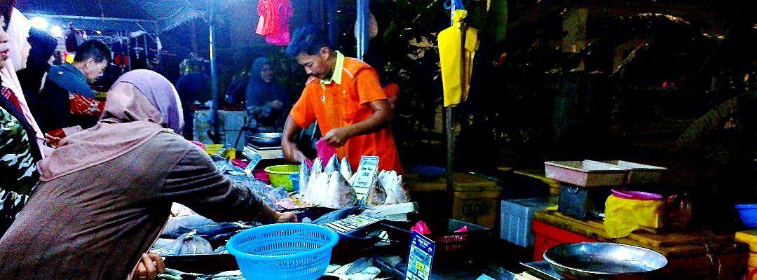 At The Farmer's Market, #I 04
