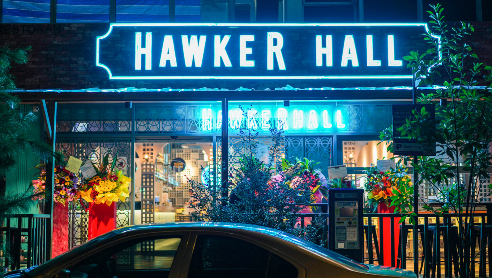hawker hall, sri hartamas