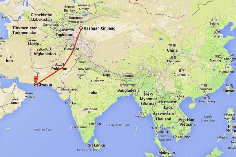 Karta Indien Thailand.Olja For Blabar April 2015
