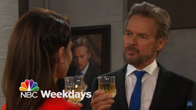 Days of Our Lives Preview: Marlena Meets Stefano?