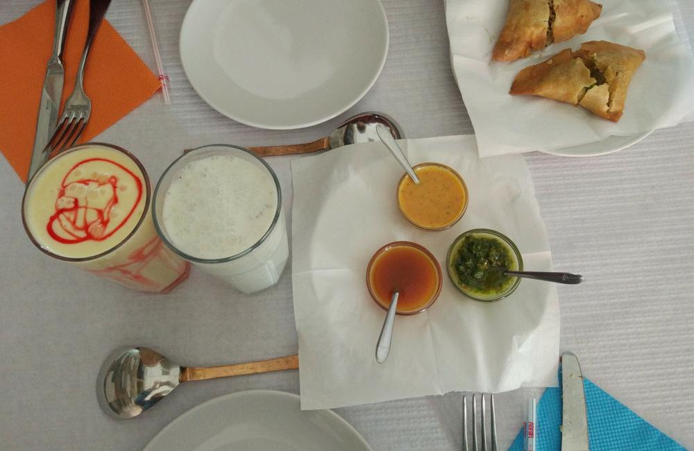 Taj Restaurante indiano tandoori+alverca do ribatejo+ onde comer + blogue de casal português+ blogue ela e ele + ele e ela + Pedro e Telma