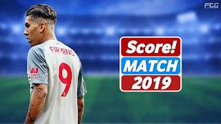 Score Match 2019 Android 80 MB Best Graphics