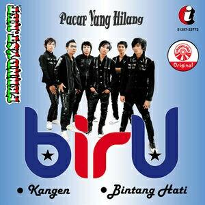 Biru Band - Pacar Yang Hilang (2011) Album cover