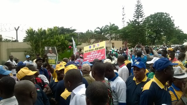 civil society group probe buhari
