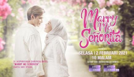 MARRY ME SENORITA EPISOD 8