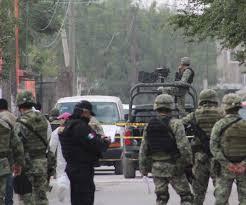 Enfrentamientos en Rio Bravo Tamaulipas deja 4 sicarios abatidos