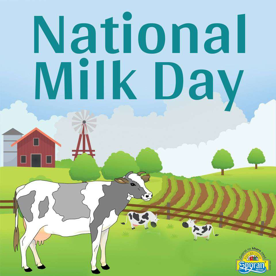 National Milk Day Wishes pics free download