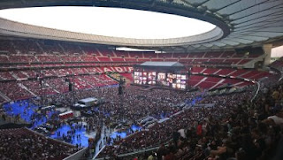 Bon Jovi, Madrid, 2019, This House Is Not For Sale,