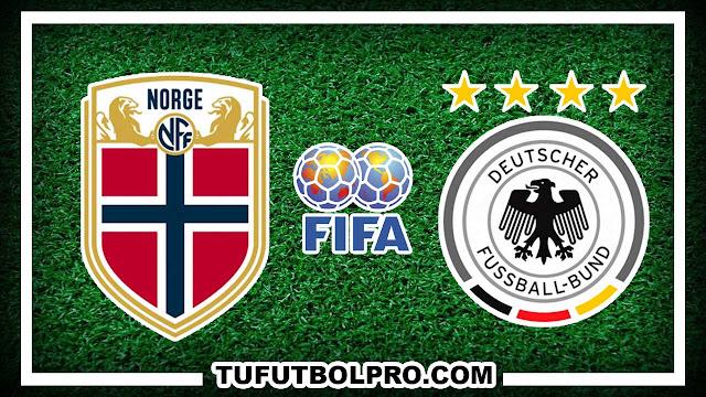 Ver Noruega vs Alemania EN VIVO Por Internet Hoy 4 Septiembre 2016