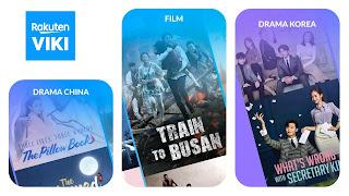 Viki: Drama Korea, Film & Drama Tiongkok