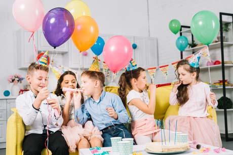 Bingkisan ulang tahun anak