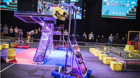 'Derin Uzay' Temalı Robotlar Yarışması