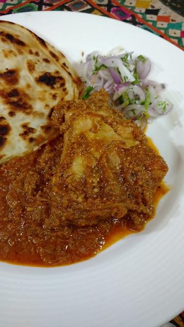 Sunday Malvani Chicken