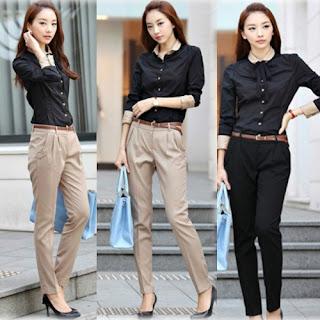 Model Celana Harem Pants