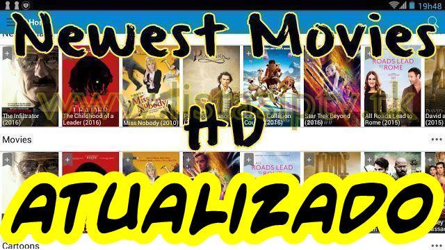 BAIXAR: Newest Movies HD v3.0 APK (AD-FREE) Assista filmes e séries no android
