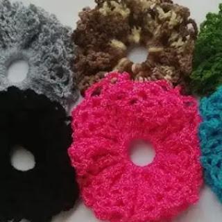 Moñas a Crochet