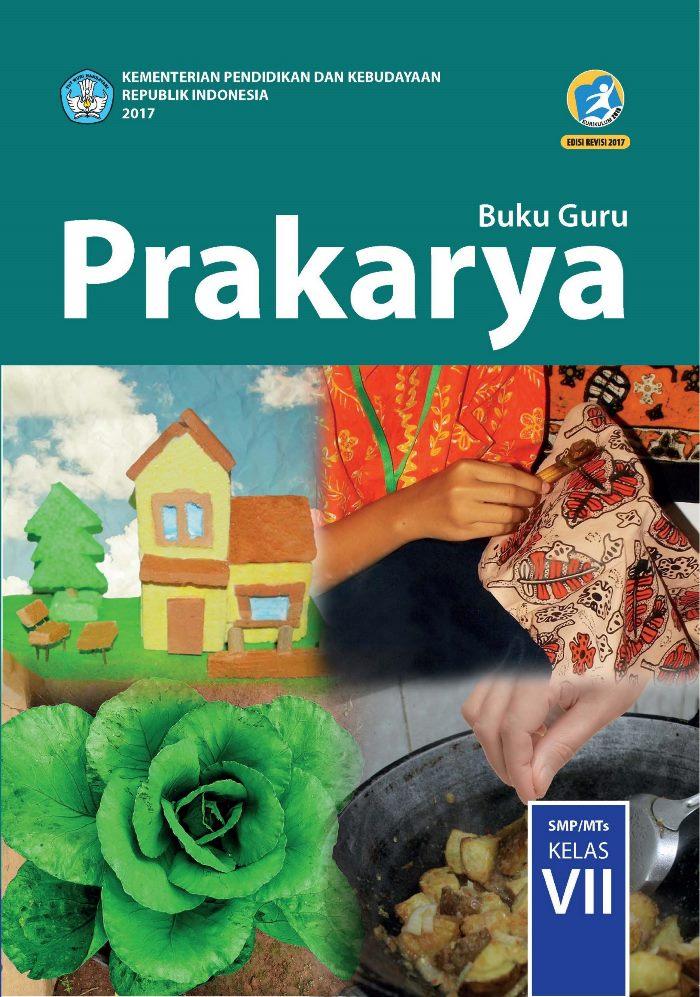 Buku Guru Kelas 7 Prakarya