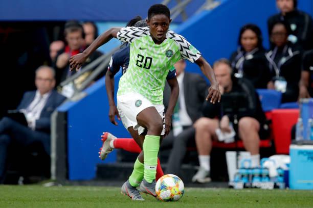 Real Madrid Signs Super Falcons Player, Chidinma Okeke