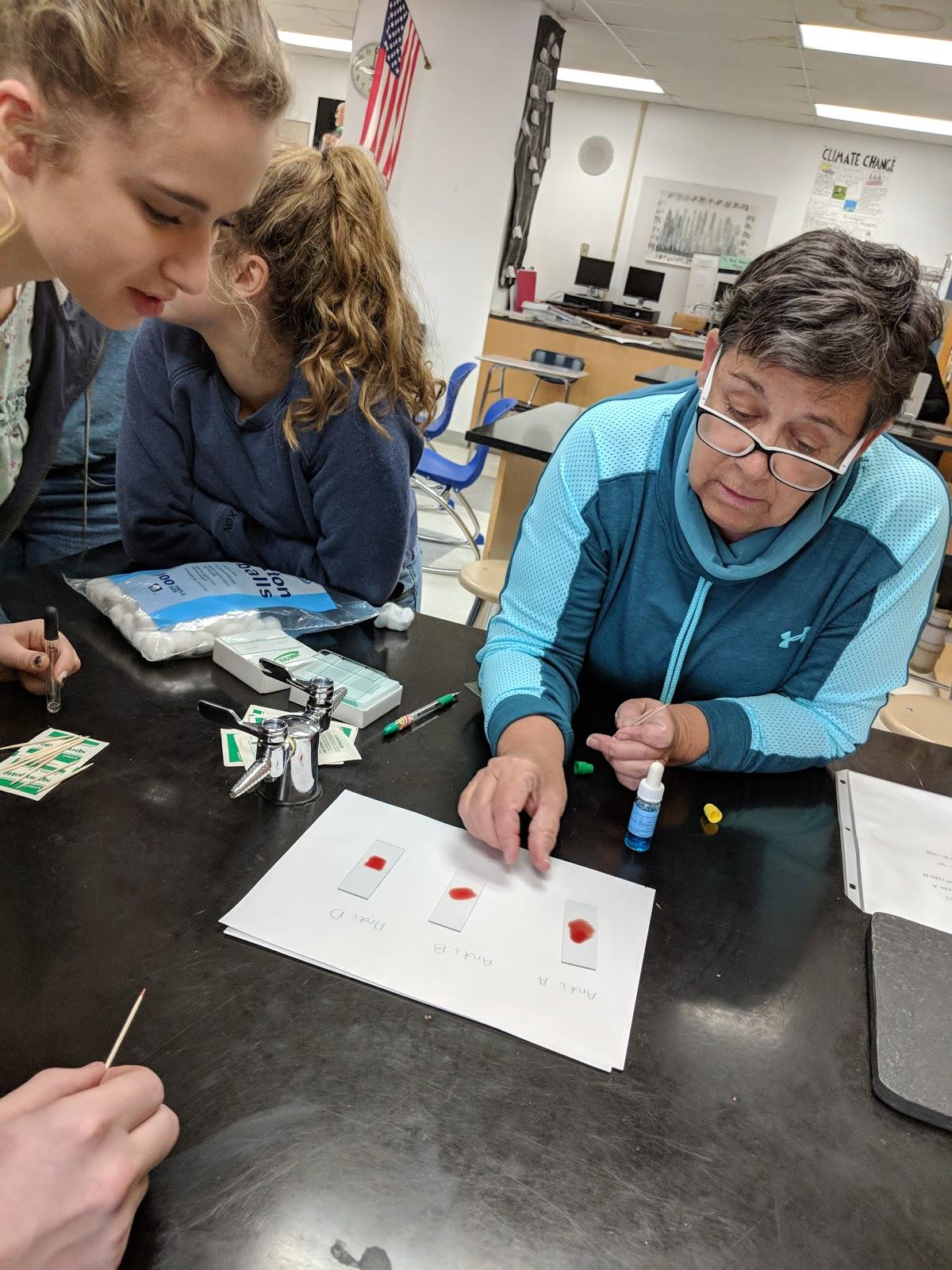 CSI at Clark Fork High School | WAMPUS Talks